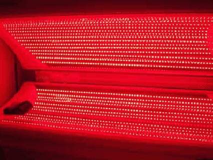 Red Light LED